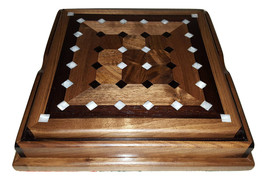 Tak box set made from black walnut, wenge,ebony,and acrylic - $295.95