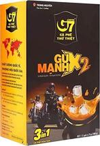 Trung Nguyen - G7 3 ? 1 STRONG X2 Coffee - 12 Packets | Suitable for Mos... - $14.85