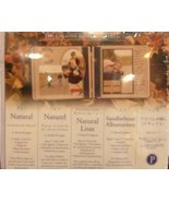 Natural 7x7 Scrapbook Refill Pages - $29.99