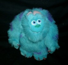 "9 "" Disney Magasin Monsters Inc Sulley James Sullivan Bleu Peluche Animal Jouet - $14.14"