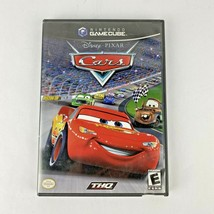 Cars Nintendo GameCube 2006 Complete Game Tested - $19.99