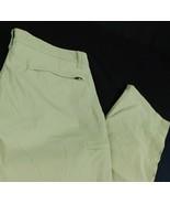 Union Bay UB Tech Cargo Pants Beige Nylon Spandex Hiking GolfW 39 L 31.5 - $14.99