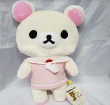 Rilakkuma Plush With Pink Dress - $24.99