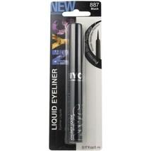 York Color Liquid Eyeliner, Extreme Black 0.15 oz - $24.24