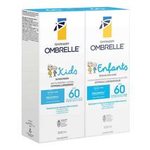 2 pk Garnier Ombrelle Kids Sunscreen Lotion SPF 60 x  200 ml  w Mexoryl - $51.48