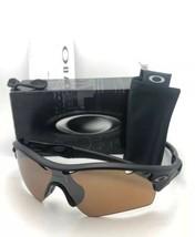 Nuovo Oakley Occhiali da Sole Radar Path Oo9051-04 OPACO Nero Frame W/Tu... - $199.60
