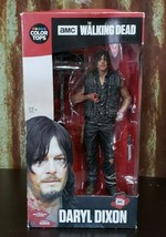 The Walking Dead Daryl Dixon #6 Color Tops McFarlane Toys Action Figure - $23.38