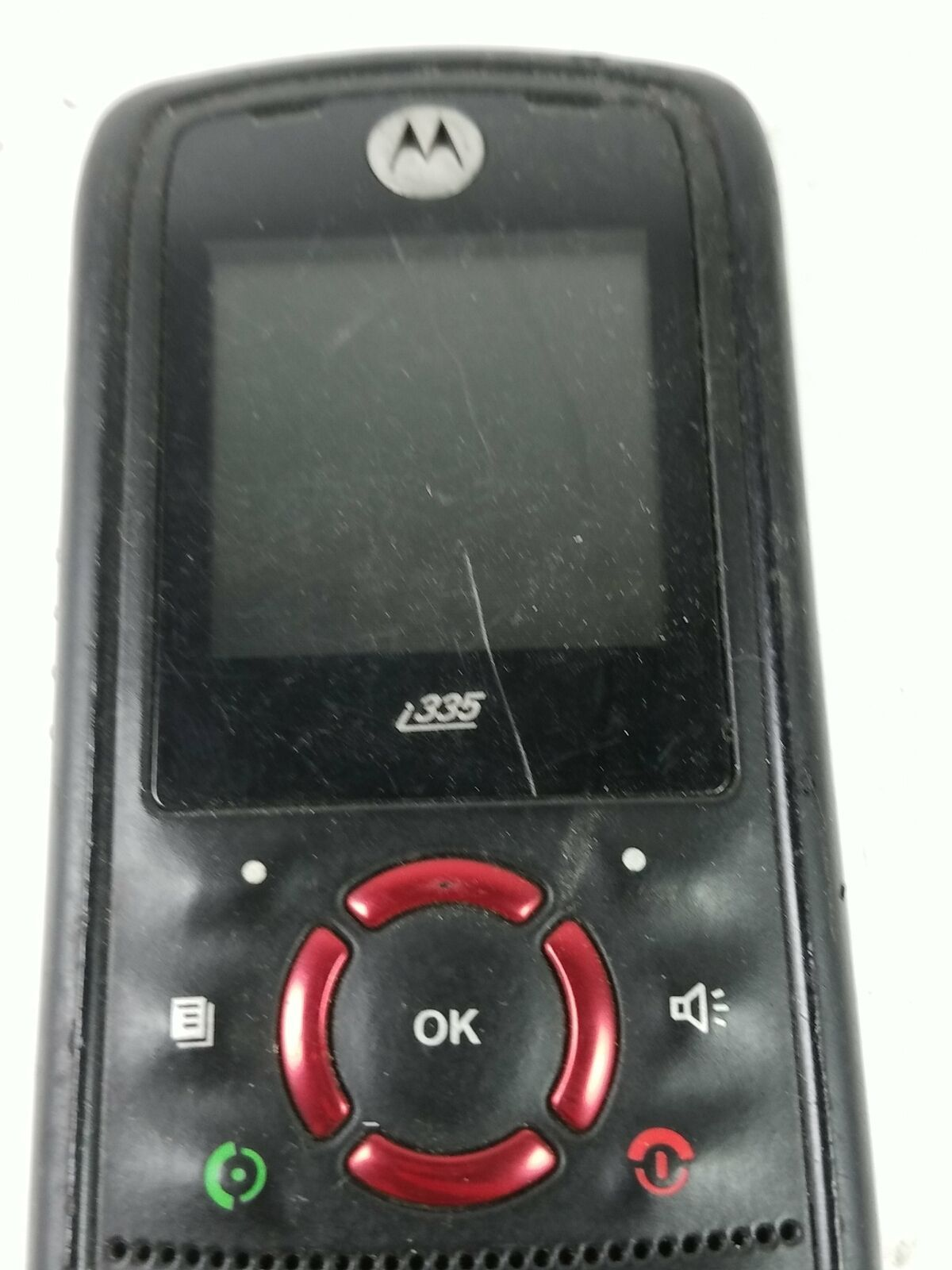 Motorola i335 Cell Phone image 2