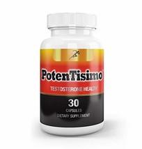 Potentisimo Testosterone Health 30 Capsules