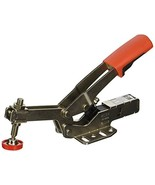 Bessey STC-HH50 Horizontal Auto-Adjust Toggle Nickel Plated Clamp, Silver - $21.33