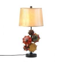 "Smart Living Company 10017286 Colorful Umbrella Table Lamp, 14"" x 14"" x 29"" - $70.47"