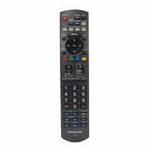 Panasonic N2QAYB000217 Factory Original TV Remote TH-50PZ850U, TH-46PZ850U - $16.99