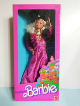 1988 RUSSIAN BARBIE DOLLS OF THE WORLD COLLECTION NRFB 1916 MINT NIB VIN... - $19.35