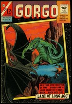 Gorgo #23 1965- Charlton Comics- Monster cover FN - $37.83