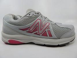 New Balance 847 v2 Size US 9.5 M (B) EU 41 Women's Walking Shoes Gray WW847GR2
