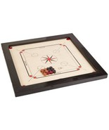 Ally Sports Top Grade Standard Carrom Wooden Board Game With acrylic Co... - $89.00