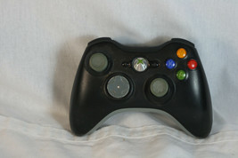 Original Xbox 360 Microsoft Wireless Controller x801769 w/ White Battery... - $15.95