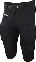 Rawlings Youth Game/Practice Football Pants, Black, Medium - $32.17