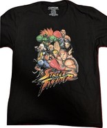 Street Fighter Collage Art T-Shirt by American Classics (Licensed by Cap... - $22.71