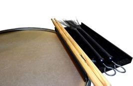 Drummer's Palette-drum stick holder,trap table FREE shipping Worldwide - $73.48