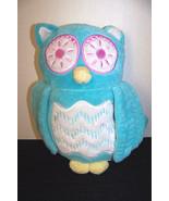 Newborn boys Plush Owl Toy by Circo Baby - $6.32
