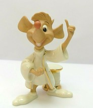 Lenox China Disney Jaq The Mouse Cinderella Limited Edition - $80.00