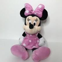 "Disney Minnie Mouse Plush Stuffed Animal 16"" - $24.35"