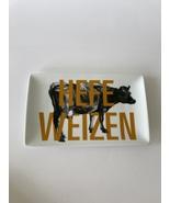 Crate & Barrel Hefe Weizen Rectangular Appetizer Plate  - $10.99