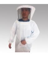 Beekeeping Uniform Professional Equipment Veil-White - $27.07