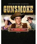 Gunsmoke The Complete Series seasons 1-20 (DVD, 143 discs) Brand New - $279.99