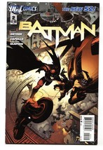 Batman #2-2011-New 52-DC Comic Book-Capullo - $18.62