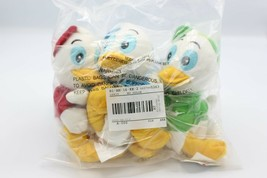 Disney Store Duck Tales Hewey Dewey Louie Original Bean Bag Plush Set NWT - $39.99