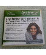 Dani Johnson Live in North Carolina: Foundational Tools Essential to 6-F... - $52.00