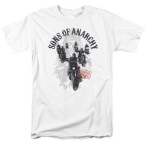Sons of Anarchy Redwood Original TV series adult graphic t-shirt SOA125 image 1