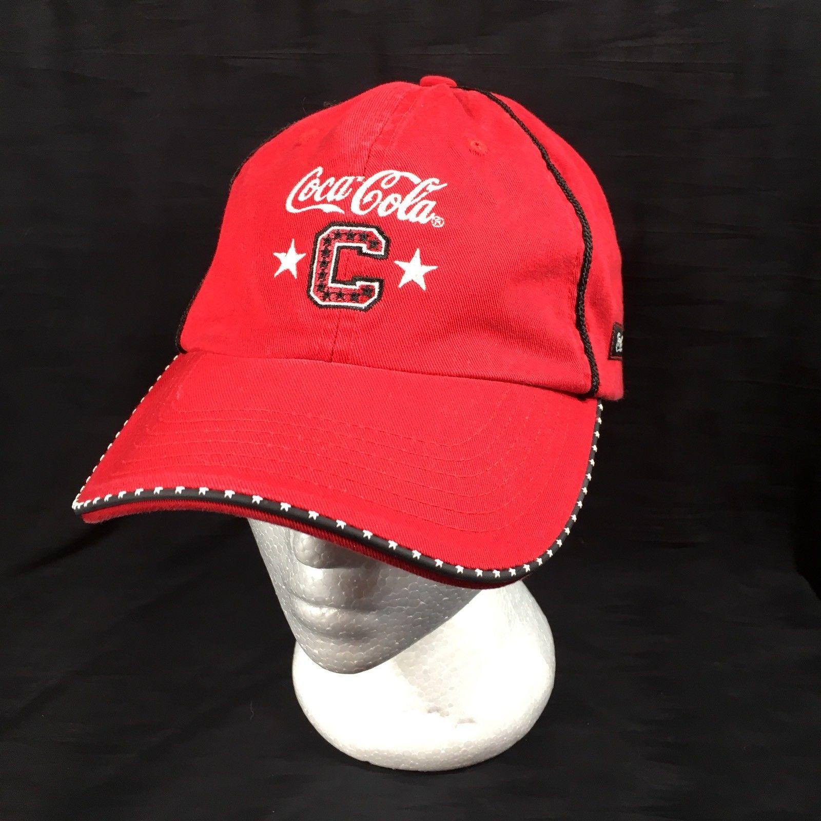 38ec18eeb1a Coca Cola Embroidered Baseball Cap Hat Red and 50 similar items. S l1600