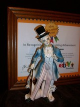 MID CENTURY LIPPER & MANN CREATIONS JAPAN ENGLISH DANDY GENTLEMAN FIGURINE - $9.89