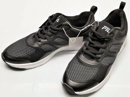 FILA Frame V6 Memory Foam Women's Athletic Sneaker Shoes - Size 7.5 - Black - $20.19
