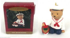 Hallmark Keepsake Ornament ABERNATHY BEARINGER from The Bearingers 1993 - $9.89