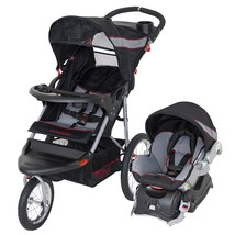 Baby Trend Infant Expedition Travel System Stroller Car Seat Millennium running - $182.28