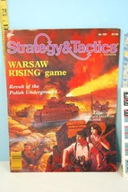 S&T #107 Warsaw Rising Revolt of the Polish Underground 1986 Unpunched - $34.60