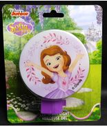 Disney Princess  Sofia The First Led Night Light —More Characters Avail ... - $5.25