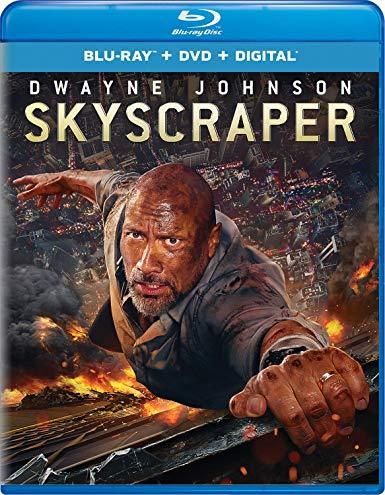 Skyscraper (Blu-ray + DVD + Digital, 2018)