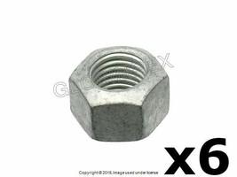 Porsche Cayenne '03-'08 Lock Nut for Driveshaft Flex Joint Set of 6 GENUINE - $18.80