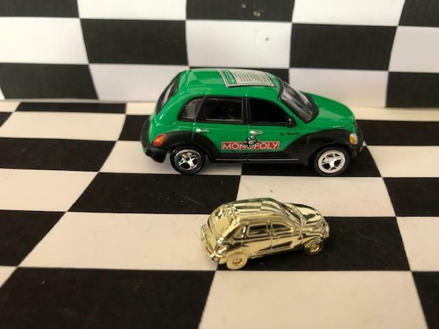 Johnny Lightning Monopoly Series 3 155-30 Chrysler PT Cruiser North Carolina