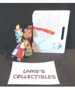 Disney Store Authentic Lilo & Scrump Christmas sketchbook ornament figur... - $28.44