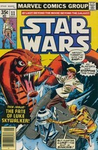 STAR WARS (The Fate of Luke Skywalker) #11, May 1978 [Comic] Archie Goodwin - $11.00