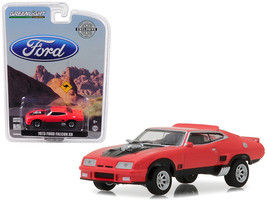 1973 Ford Falcon XB Red Pepper with Black Stripe Hobby Exclusive 1/64 Di... - $12.68