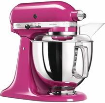 KitchenAid Artisan - Robot Of Kitchen (4,8 L, Pink, Lever, 220 RPM, 1,45... - $1,402.22