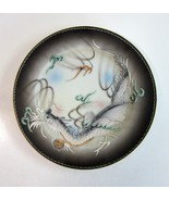 "Vintage Dragonware Moriage Plate - 7"" - Made in Japan - Mfgd by Wales China - $8.99"