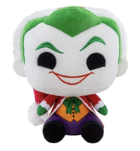 "Funko Christmas Joker 9"" Plush - $16.82"